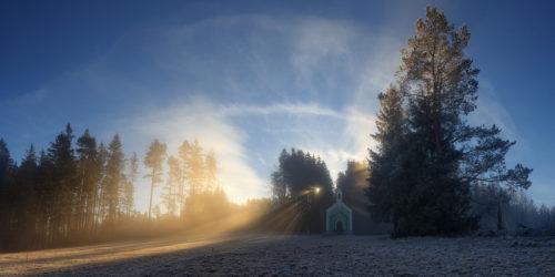 Božžské světlo | Petr Fiala