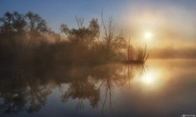 Svítání na Poděbradech