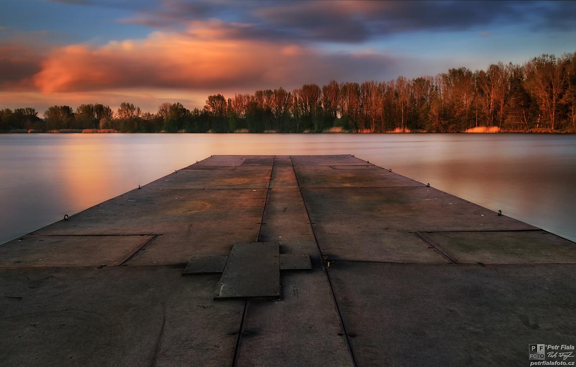 Na mole | Petr Fiala