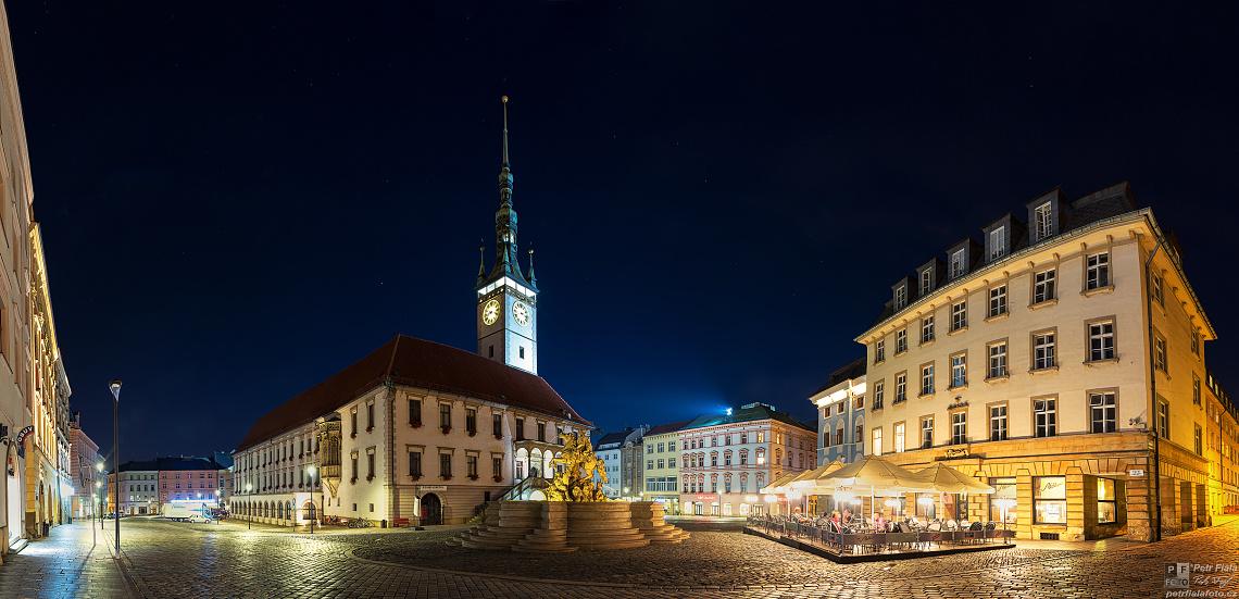 Horní náměstí v Olomouci | Petr Fiala