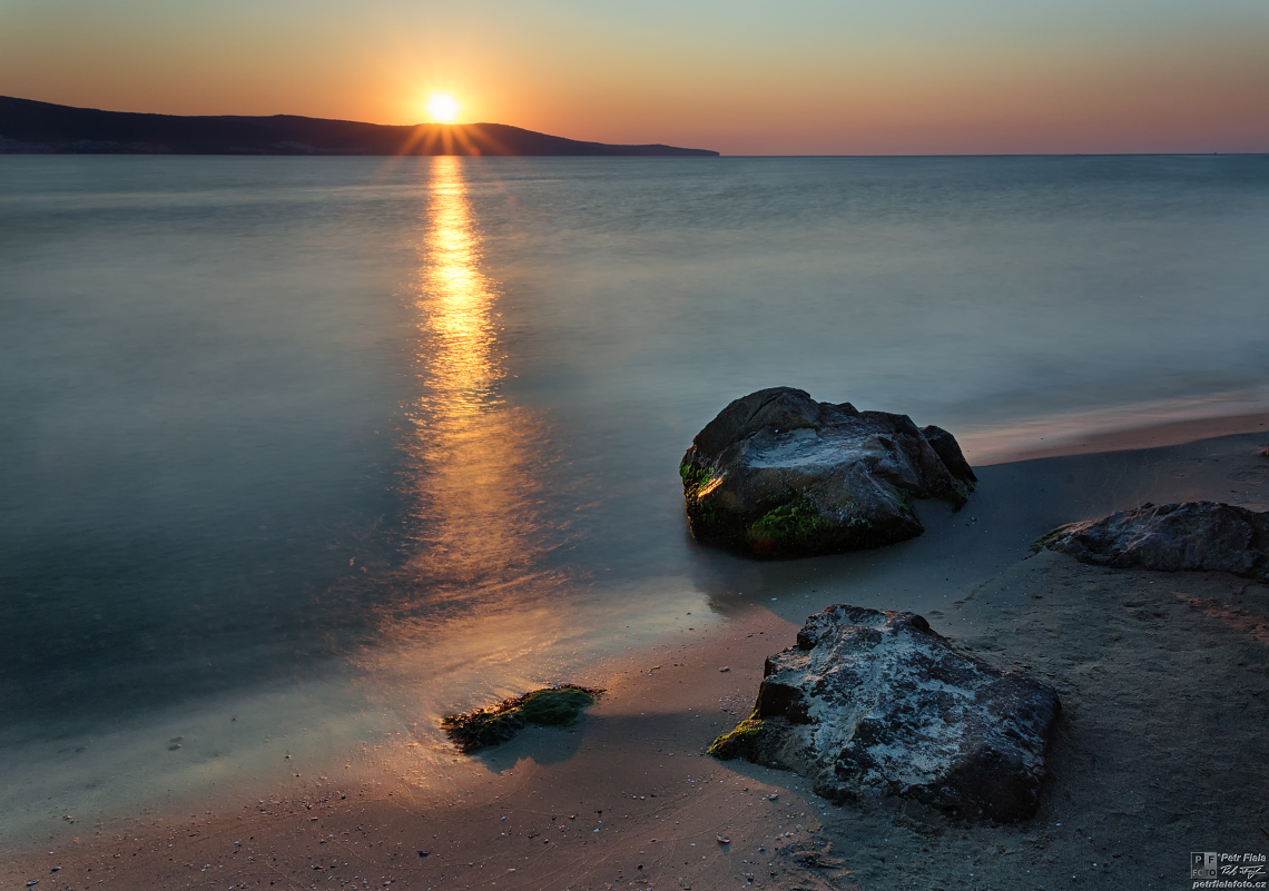 Východ v Nesebaru | Petr Fiala