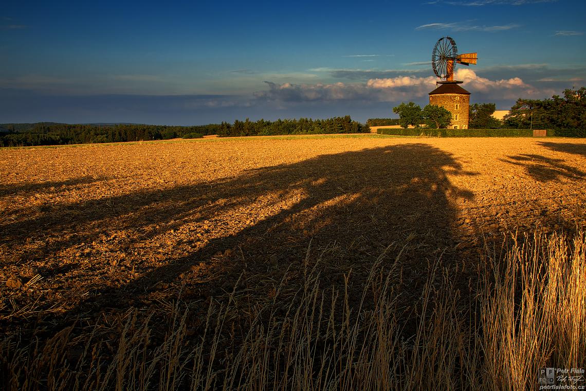 Větrný mlýn | Petr Fiala