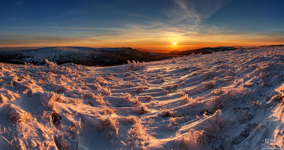 Sněhové chomáčky | Petr Fiala