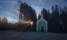 Kaple Vysoká muka