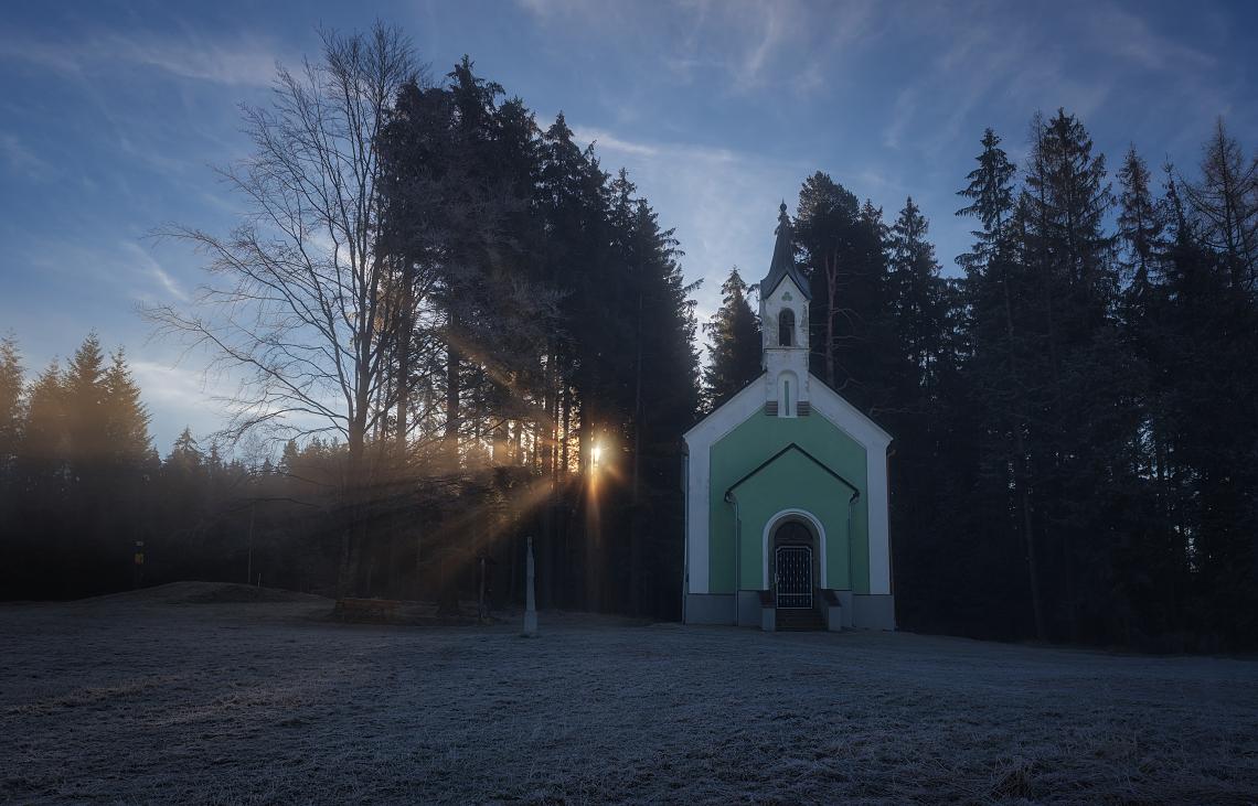 Kaple Vysoká muka | Petr Fiala