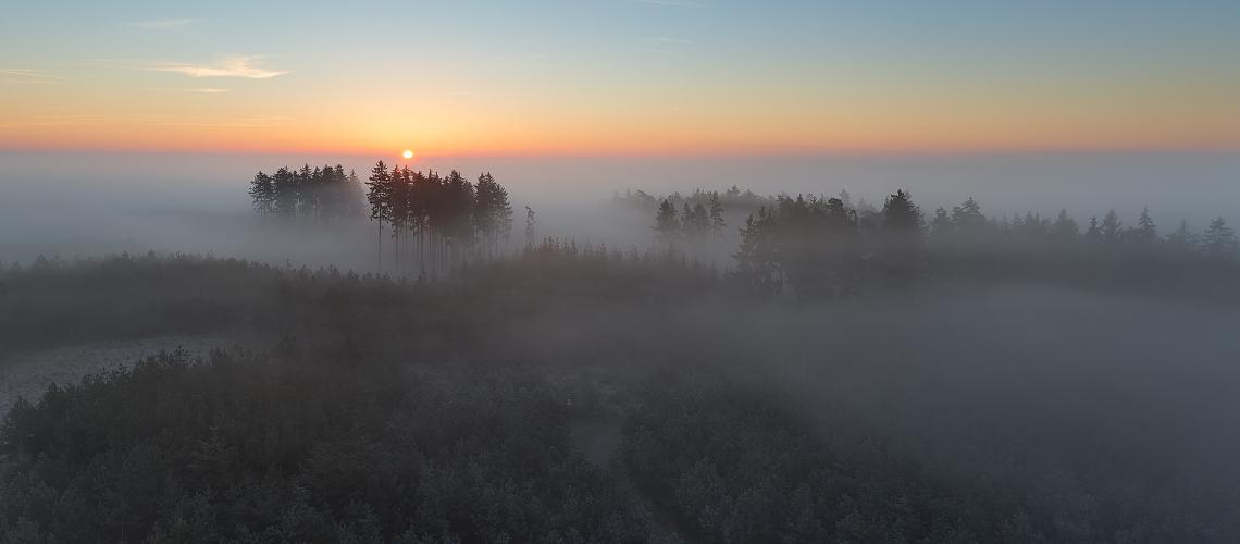 První světlo na Velkém Kosíři | Petr Fiala