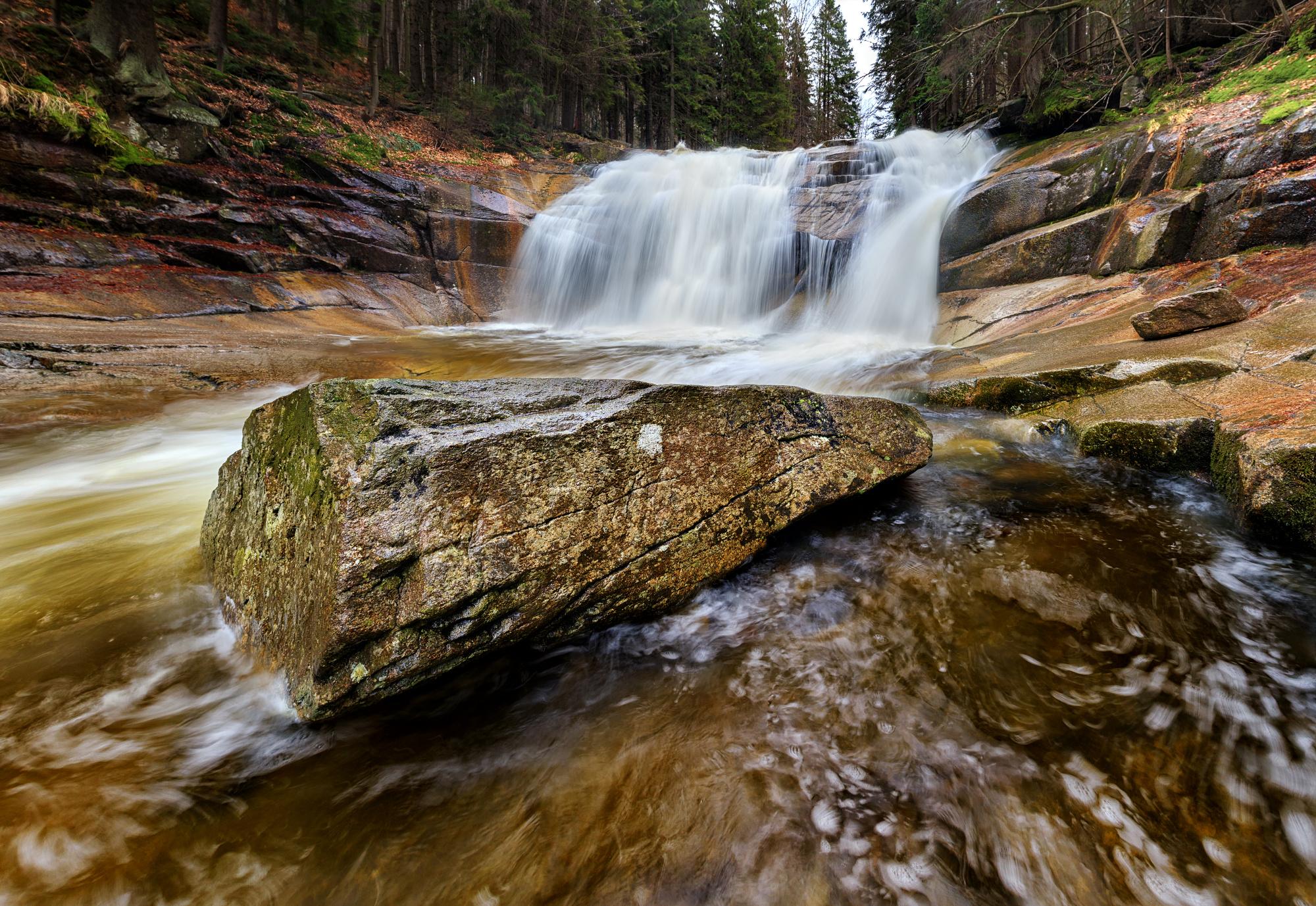 Mumlavský vodopád | Petr Fiala