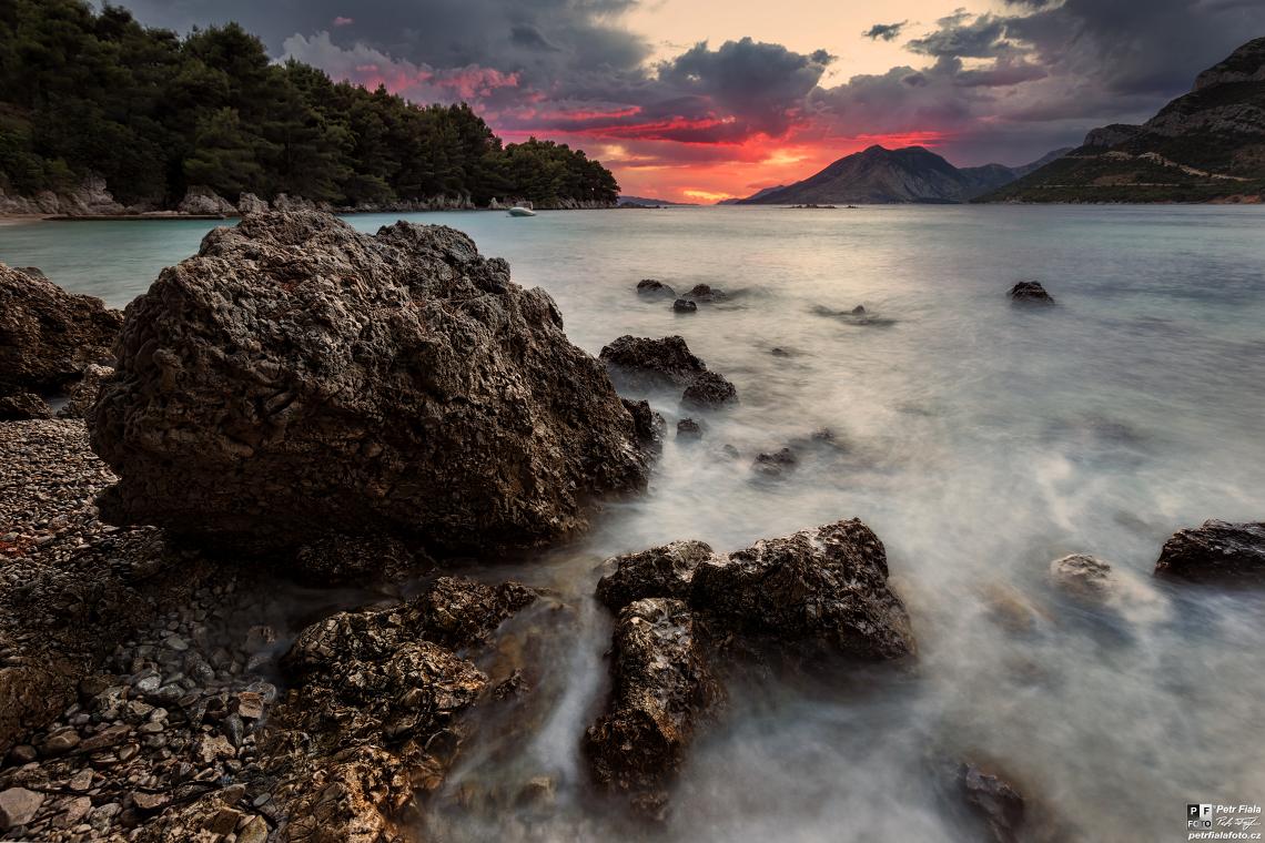 Rudý západ v Žuljaně | Petr Fiala