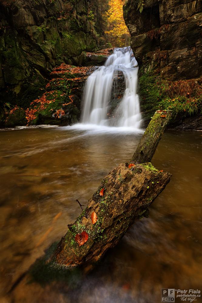Rešovský vodopád | Petr Fiala