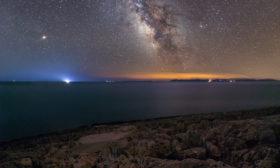 Noc na Korčule