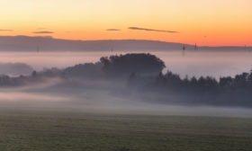 Olomouc v ranní mlze (HiRes)