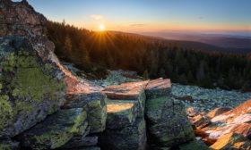 Východ u Ztracených kamenů
