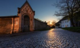 Kaple Panny Marie Opatrovnice