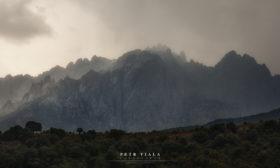 Korsické hory