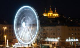 Olomouc – vyhlídkové kolo
