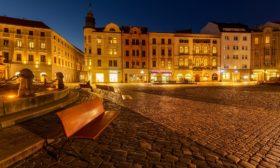 Olomouc – Horní náměstí