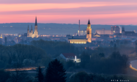 Ranní Olomouc (I.)