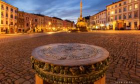Dolní náměstí Olomouc