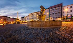 Dolní náměstí Olomouc (II.)