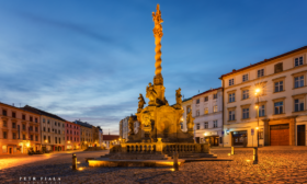 Mariánský sloup (Dolní náměstí Olomouc)