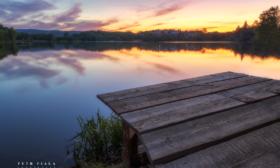 Podhradský rybník – Plumlov